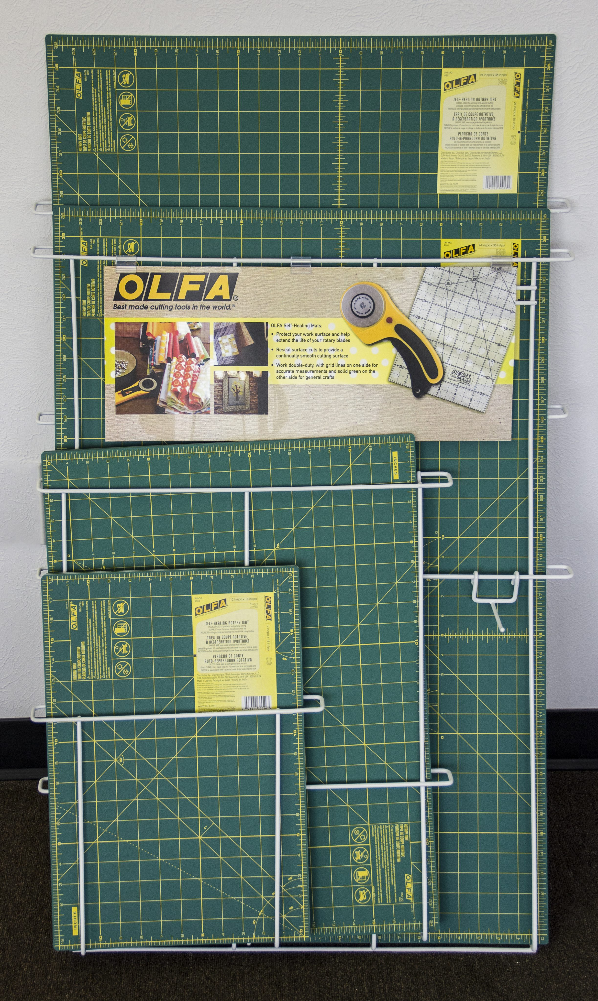 Olfa Grided Cut Mat Tnt Cosplay Supply
